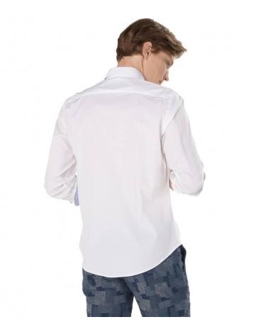 Harmont & Blaine Camisa Basic White espalda