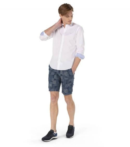 Harmont & Blaine Camisa Basic White  look