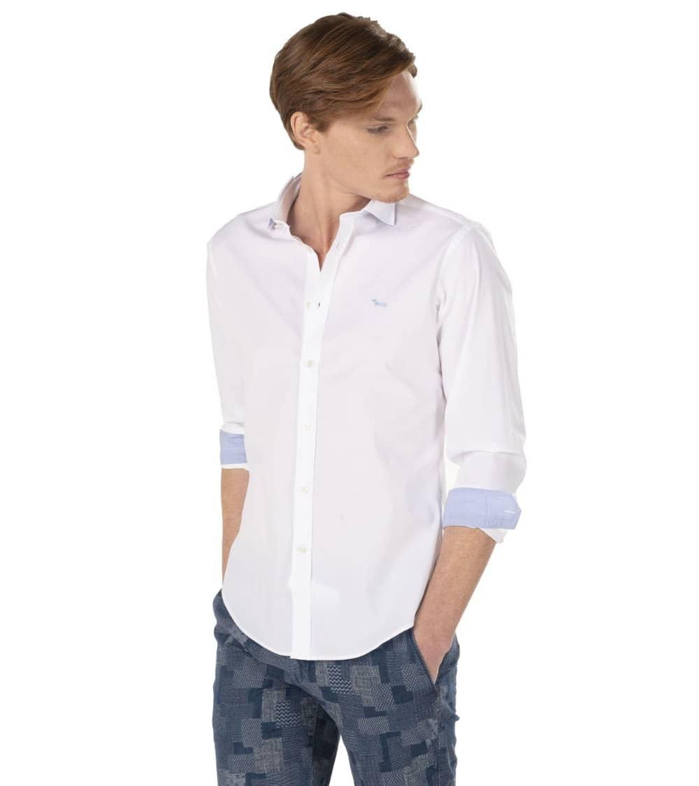 Harmont & Blaine Camisa Basic White
