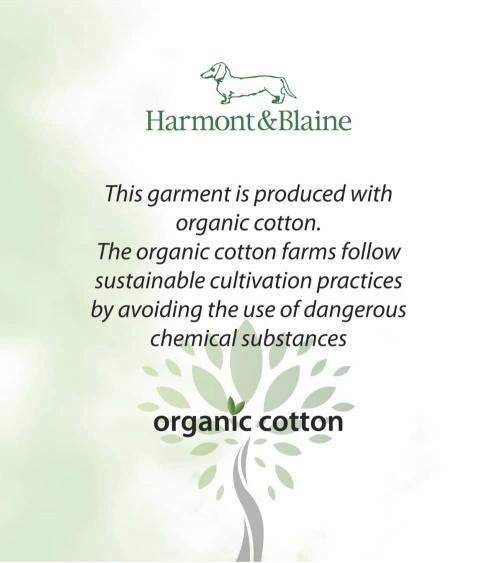 Harmont & Blaine Camisa Sky Sample Oxford certificado