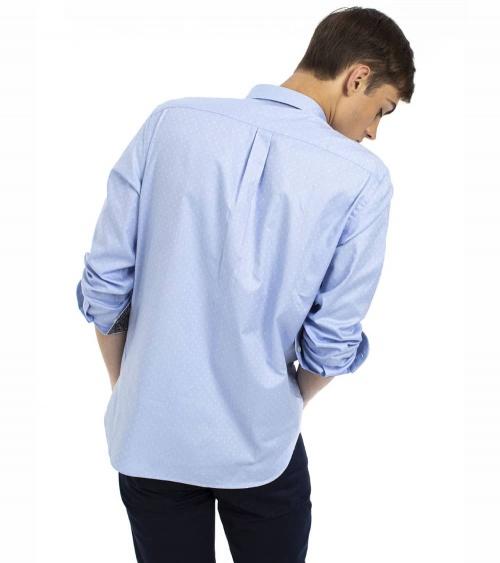 Harmont & Blaine Camisa Sky Sample Oxford espalda
