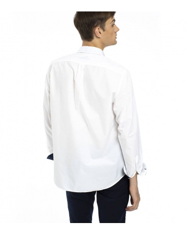 Harmont & Blaine Camisa Class White espalda