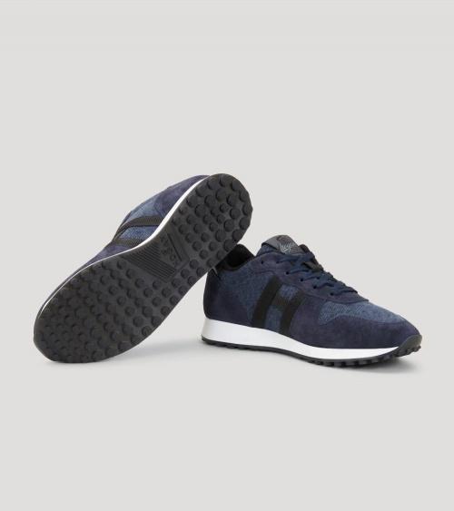 Hogan Sneaker H383 Marina suela