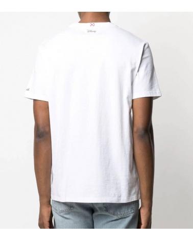 MC2 Saint Barth Camiseta Blanca Mickey Mood espalda