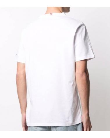 MC2 Saint Barth Camiseta Snoopy Tenis espalda
