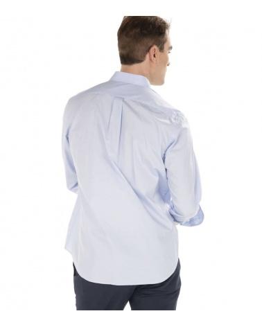 Harmont & Blaine Camisa Class Sky espalda