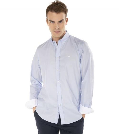 Harmont & Blaine Camisa Class Sky
