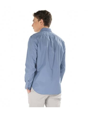 Harmont & Blaine Camisa Class Blue espalda