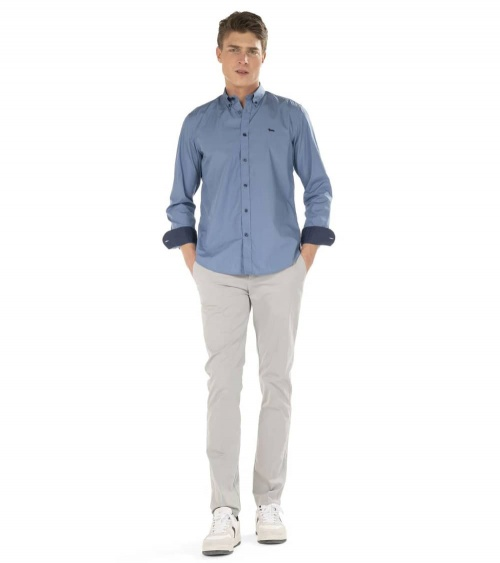 Harmont & Blaine Camisa Class Blue modelo