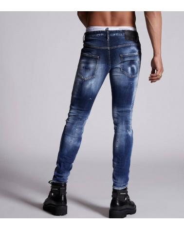 Dsquared2 Jeans Twinky Circles detrás