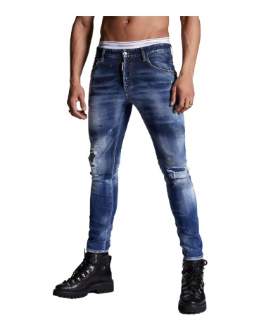 Dsquared2 Jeans Twinky Circles