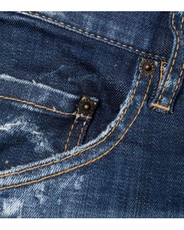 Dsquared2 Jeans Skater Class bolsillo