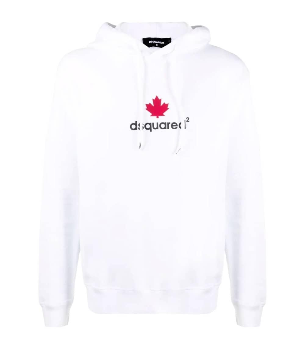 Dsquared2 Sudadera Hoja Canadiense