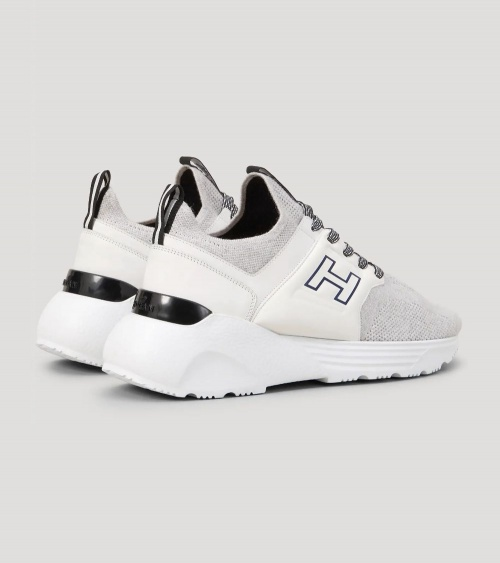 Hogan Zapatillas Active One White detrás