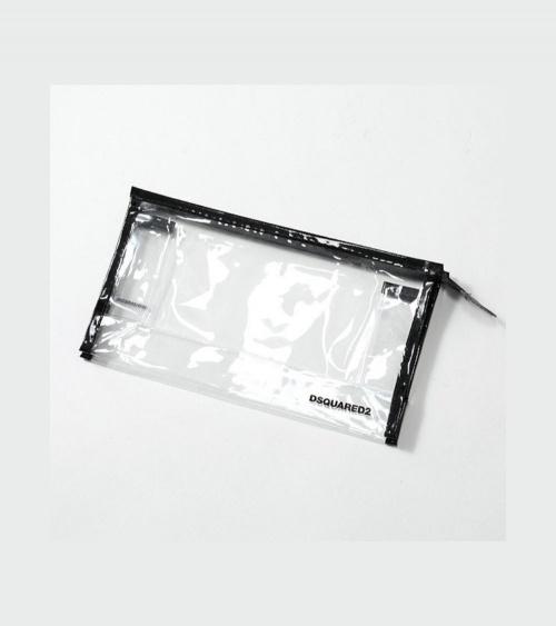 Dsquared2 Bañador Logo Amarillo packaging