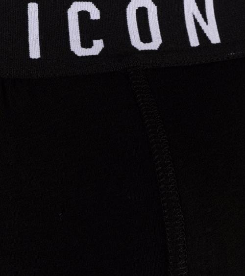 Dsquared2 Boxer Icon Black detalle