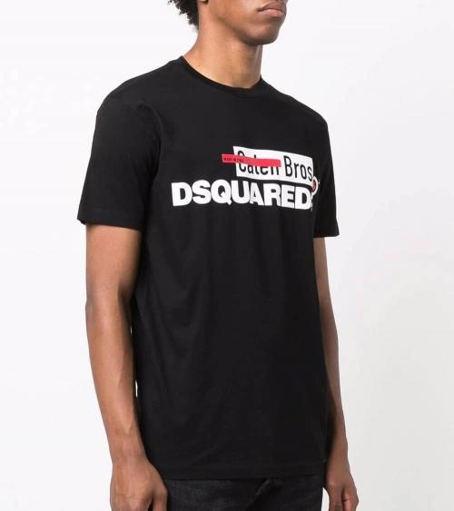 Dsquared2 Camiseta Caten Bros modelo
