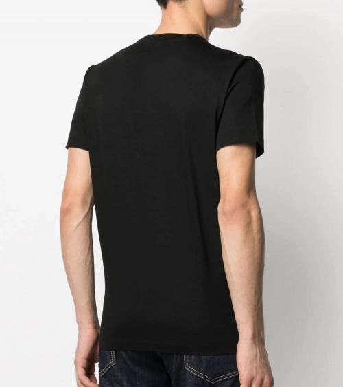 Dsquared2 Camiseta Black Canadian espalda