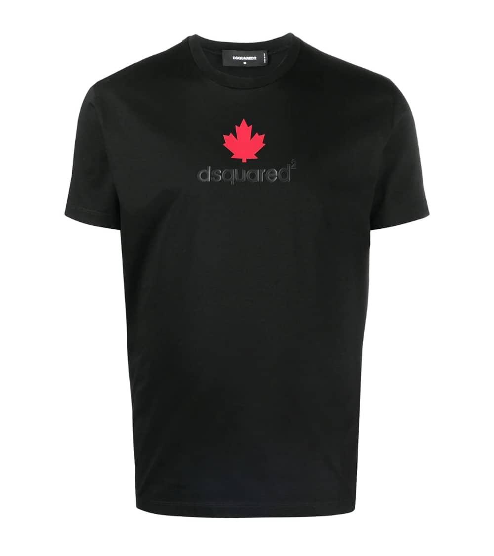 Dsquared2 Camiseta Black Canadian