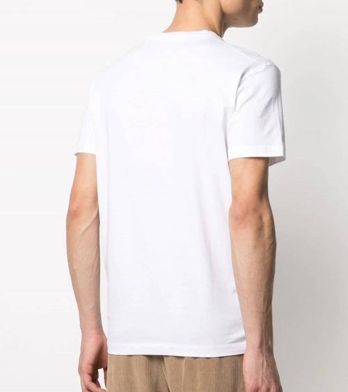 Dsquared2 Camiseta Caten White espalda