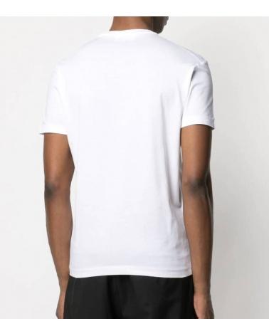 Dsquared2 Camiseta Big Icon Blanca espalda