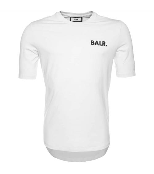BALR Camiseta Small Logo White