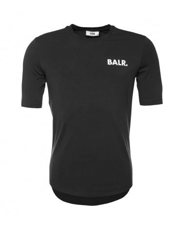 BALR Camiseta Small Logo Black
