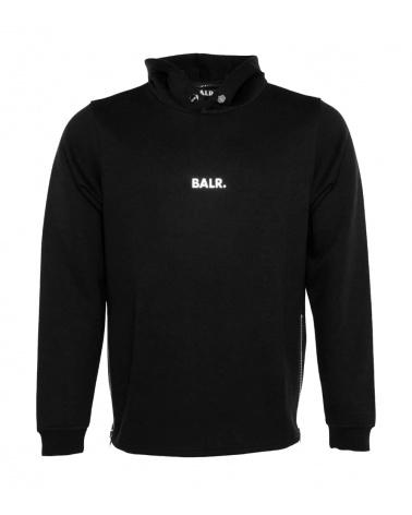 BALR Sudadera Black Zips