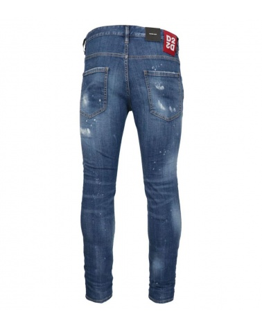 Dsquared2 Jeans Skater detrás