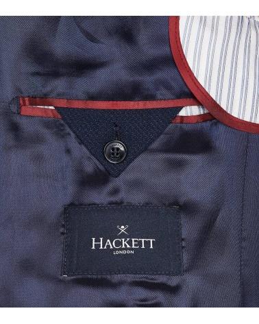 Hackett London Americana Capucha Desmontable interior