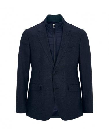 Hackett London Americana Cashmere Blue