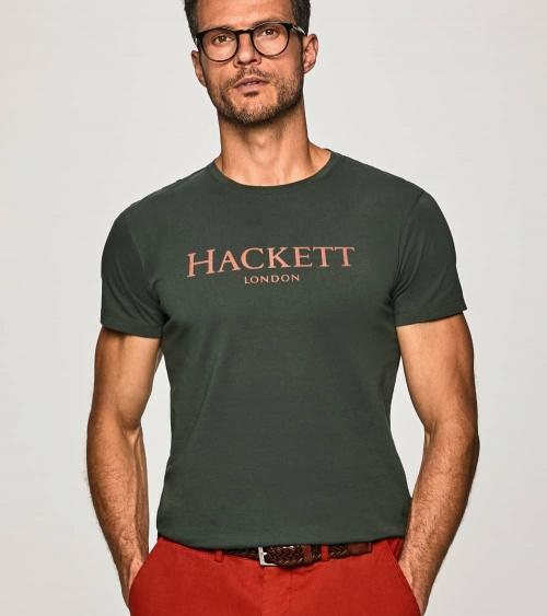 Hackett London Camiseta Green modelo