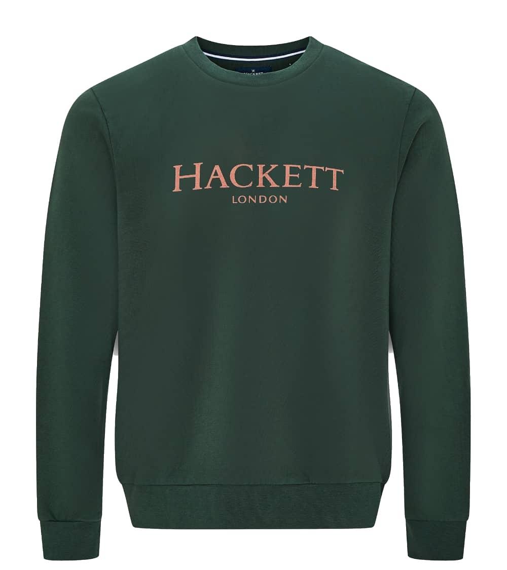 Hackett London Sudadera Forest Green