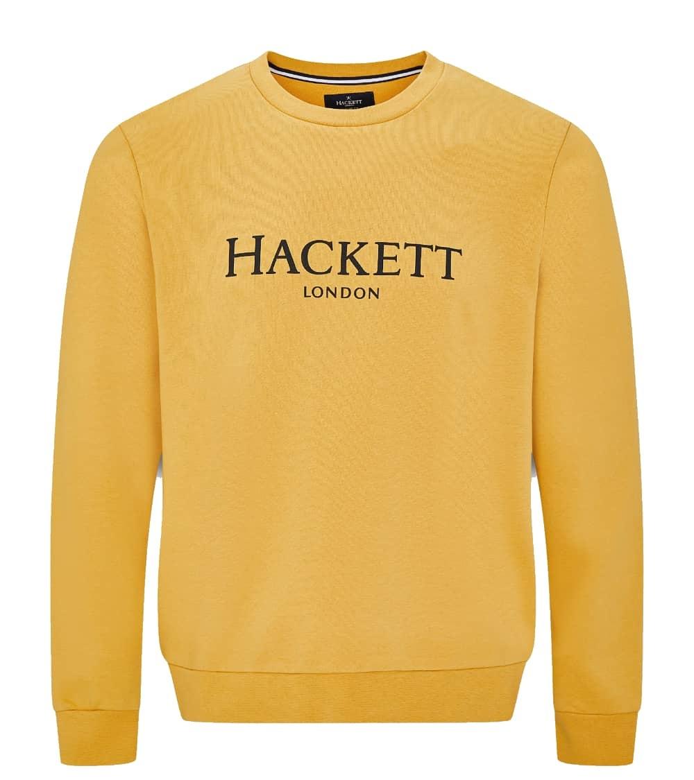 Hackett London Sudadera Gold