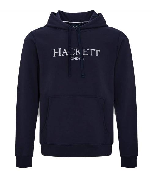 Hackett London Sudadera Capucha Navy