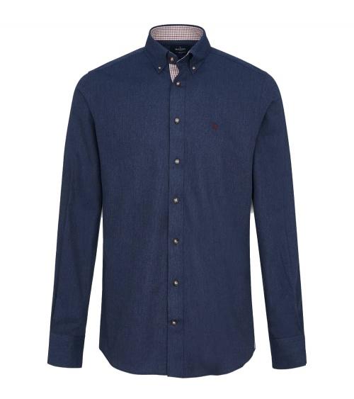 Hackett London Camisa Flannel Jeans