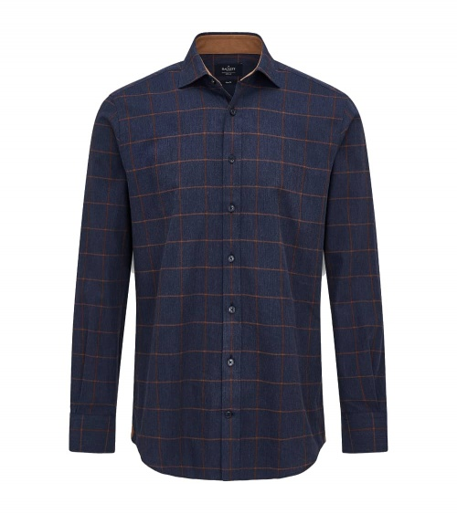 Hackett London Camisa Flannel Window