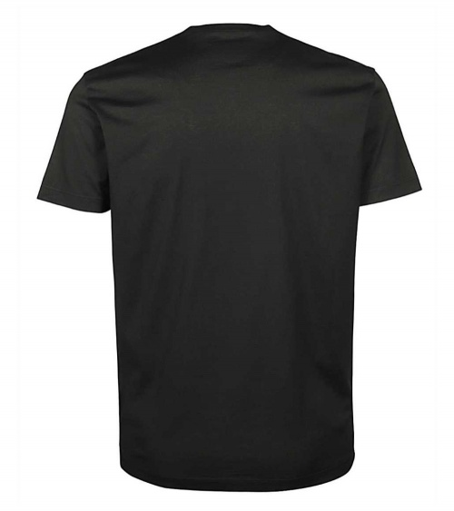 Dsquared2 Camiseta Black detrás