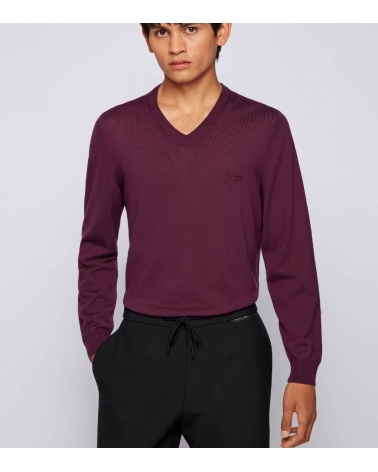 Hugo Boss Jersey Baram Purple modelo