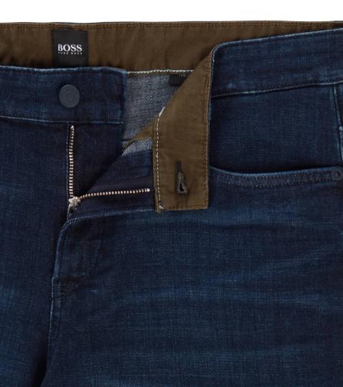 Hugo Boss Jeans Delaware Cashmere detalle