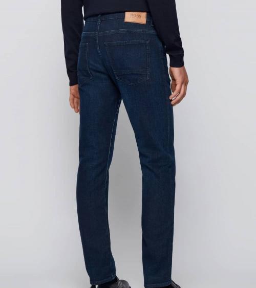 Hugo Boss Jeans Delaware Cashmere detrás