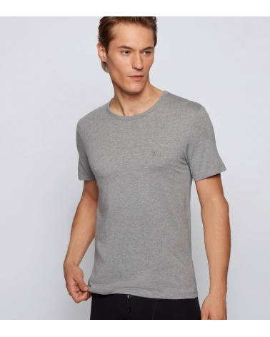 Hugo Boss Camiseta Pack Tricolor gris