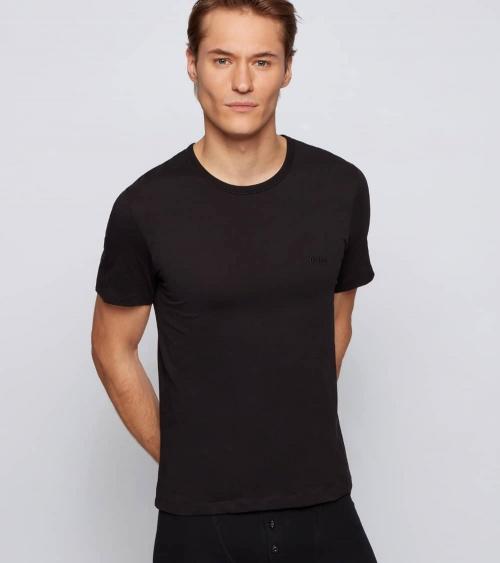 Hugo Boss Camiseta Pack Tricolor negro