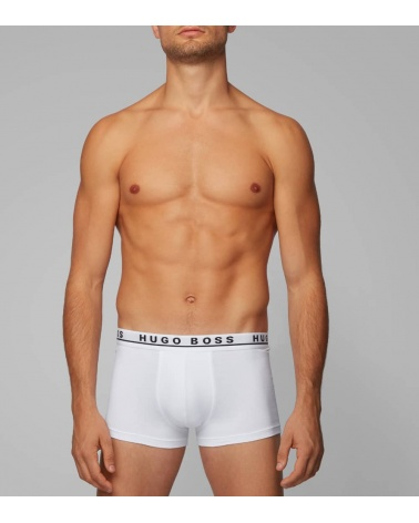 Hugo Boss Pack Boxers 3 Colores blanco