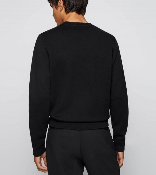 Hugo Boss Jersey Natoli Black espalda