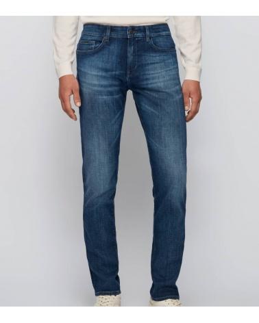 Hugo Boss Jeans Delaw Bright Blue modelo