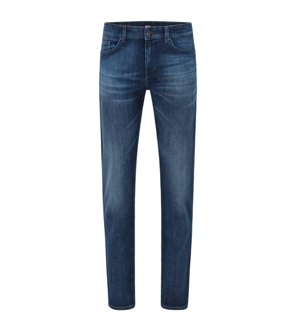 Hugo Boss Jeans Delaw Bright Blue