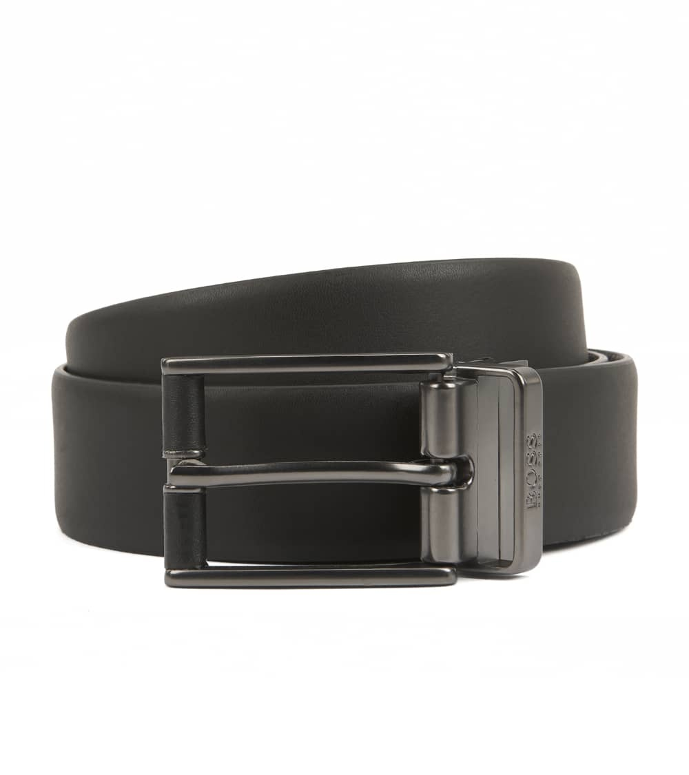 Hugo Boss Cinturón Ofelix Black