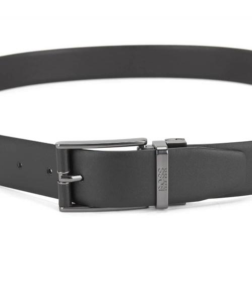 Hugo Boss Cinturón Ofelix Black pasado