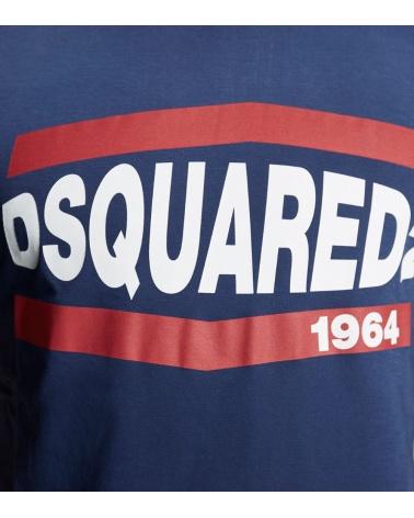 Dsquared2 Camiseta 1964 logo